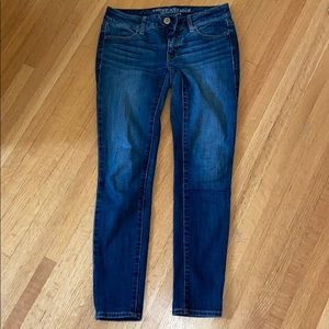 American Eagle Super Stretch Jegging Style